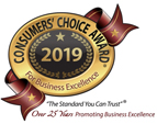 Consumer's Choice Award - Best Local Landscaper